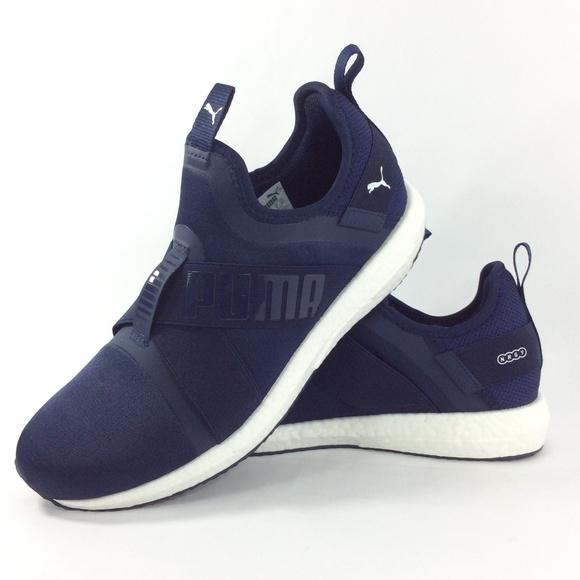 fb4cd9f01bd Puma Men s Mega NRGY X Sneaker